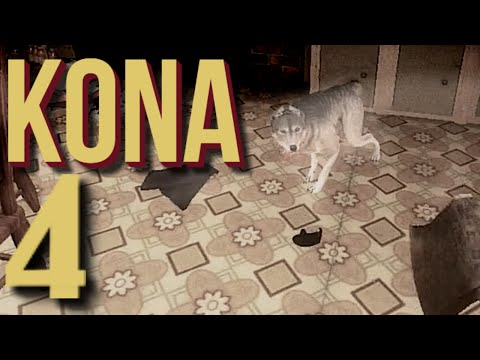 CANID IN THE KITCHEN | Kona | P4