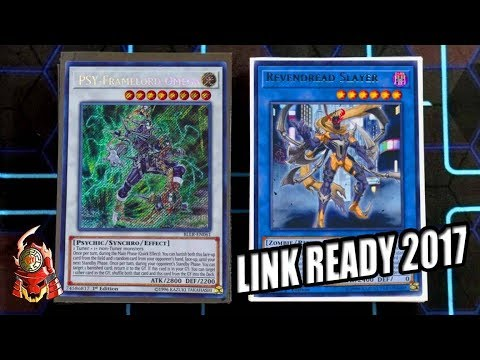 *YUGIOH* BEST! REVENDREAD ZOMBIE DECK PROFILE FT. NEW RITUAL! 2x OMEGA COMBO! EXPLAINED! AUGUST 2017