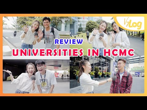 Review Trường ĐH Tôn Đức Thắng, Kinh Tế, RMIT, ... Các Trường đại học tốt nhất Sài Gòn?  Khánh Vy