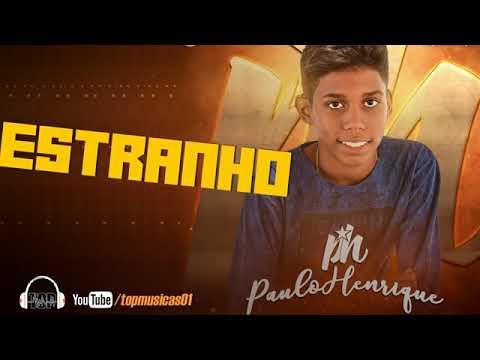 Paulo Henrique - Estranho(CD Promocional 2018)