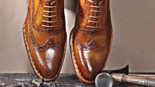 Luxury Handmade Leather Shoes for Men - Emillo Santo