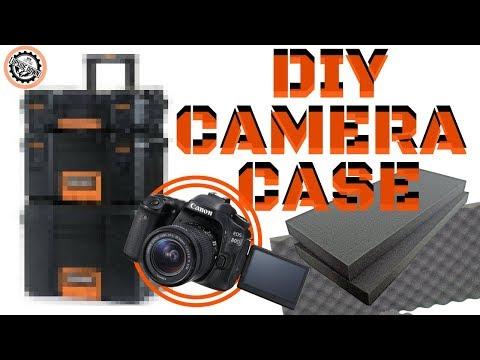 DIY Camera Case | 📸