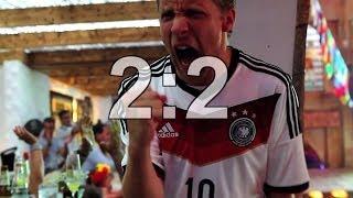 Oliver pocher ghana vs.  deutschland teil 2 - wm2014