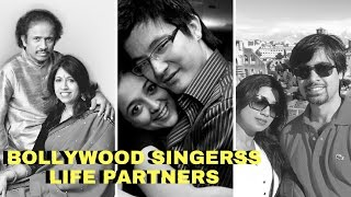 Bollywood Female Singers and Their Husbands | Bollywood Singeres Real Life Love Partners