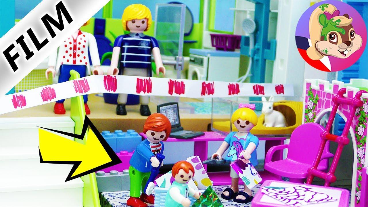 Playmobil příběh   Překvapení pro rodiče!   Co bude v adventním kalendáři?   Rodina Dvořákova
