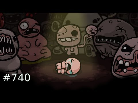 Let's Play - The Binding of Isaac - Episode 740 [Chili]