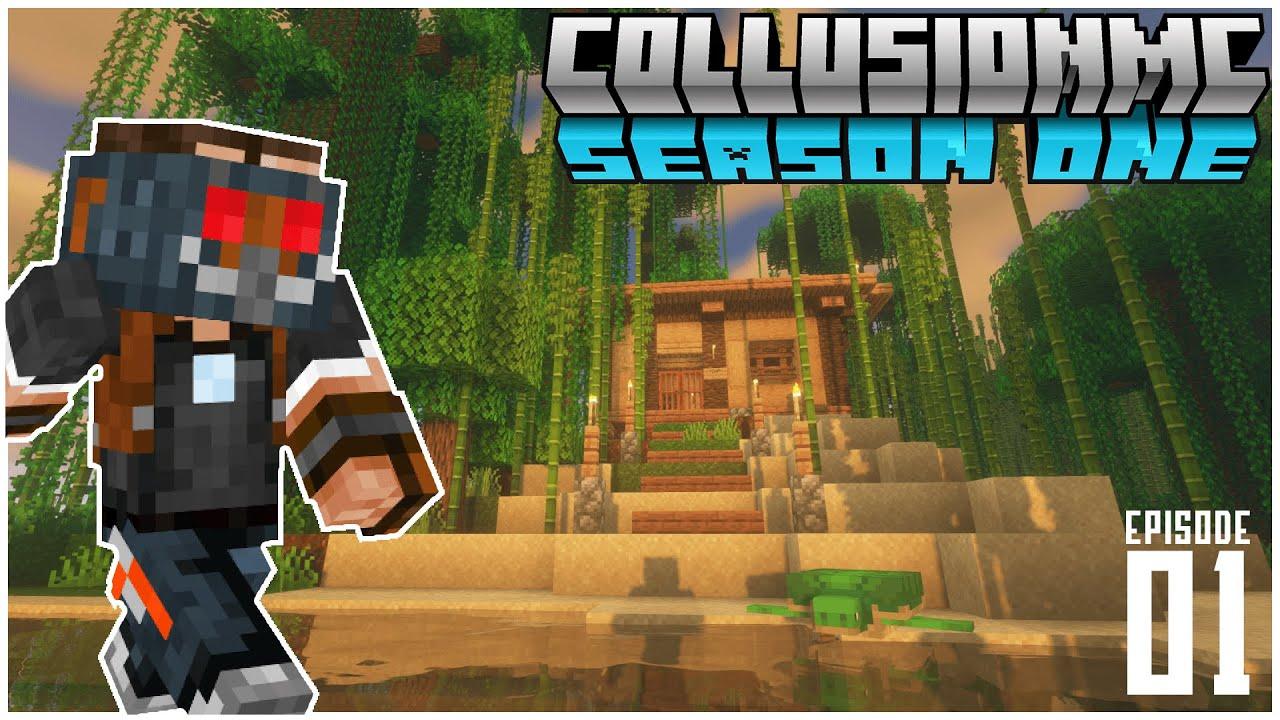 Download CollusionMC Season 1: Episode 1 - BETTER LATE THAN NEVER