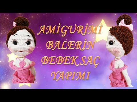 Amigurumi Balerin Kızlar (Görüntüler ile) | Amigurumi, Bebek, Balerin | 360x480