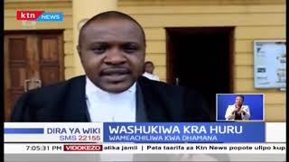 Washukiwa wa KRA katika tuhuma ya kukwepa kulipa ushuru wapata dhamana