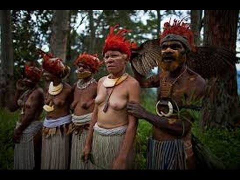 Papua New Guinea Adventures, Mount Hagen Festival in 1995, I