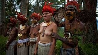 Papua New Guinea Adventures, Mount Hagen Festival in 1995, Indonesia Tours(day 1)