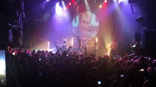 Ultra Vomit - Allumer le feu (Johnny Hallyday) Live a Perpignan 9.12.17