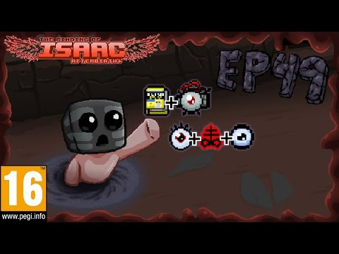 The Binding Of Isaac Afterbirth+ Ep49, MEGA EDEN