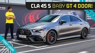 New CLA45 S! Why it's better than the A45! + Shooting Brake
