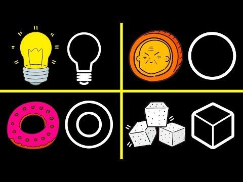 14 Objekte, deren Formen nicht so zufällig sind, wie sie erscheinen