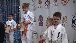 Открытое первенство Щелковского муниципального района по Киокусинкай карате.