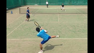 Doubles Highlights 4[tennis]