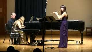 Hindemith Sonata for Flute and Piano