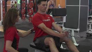 GoodLife Fitness GLPTI: Seated Row