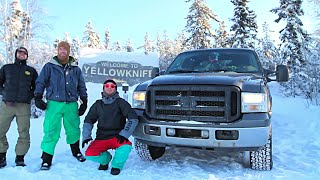 WHERE THE HIGHWAY ENDS: ROAD TO YELLOWKNIFE