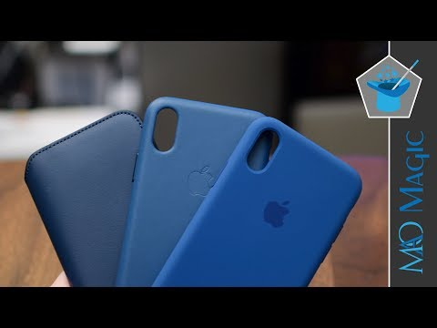 Apple's iPhone X Cases Review – Folio, Leather, & Silicone