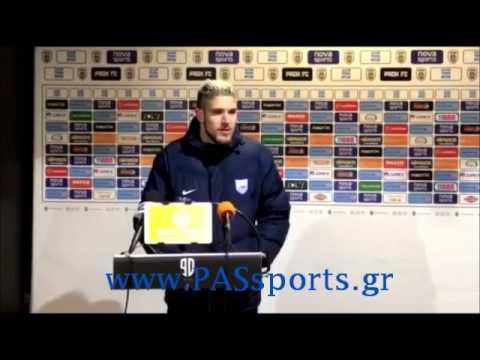 www.passports.gr Πασχαλάκης ΠΑΟΚ - ΠΑΣ Γιάννινα 0-1