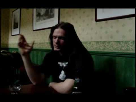 Sentenced - Ville Laihiala Interview - part I