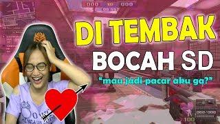"""KAK LU JOMBLO NGAK?"" DITEMBAK BOCIL KELAS 5 SD - Point Blank Indonesia @REXUS INDONESIA"