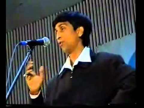 Dr Kumar Vishwas at IIT Roorkee