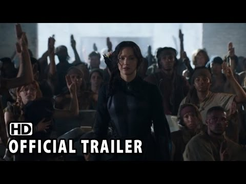 THE HUNGER GAMES: MOCKINGJAY Part 1 Official Trailer #1 (2014) HD