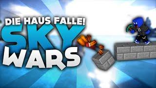 DIE HAUS FALLE! - Minecraft Sky Wars! | DieBuddiesZocken