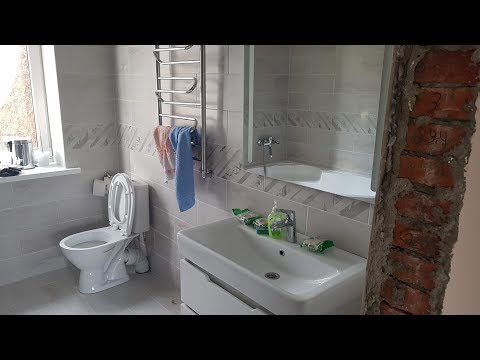 Какой должна быть идеальная ванная комната в частном доме