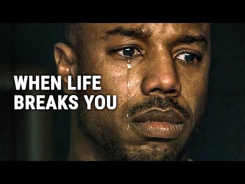 WHEN LIFE BREAKS YOU - Powerful Motivational Speech