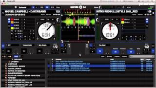 Truco Serato DJ:Activar hasta 6 efectos en cada canal usando Serato DJ y la  VCI-400 de Vestax