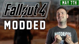 Sips Plays Fallout 4 with Mods! - (7/5/20)