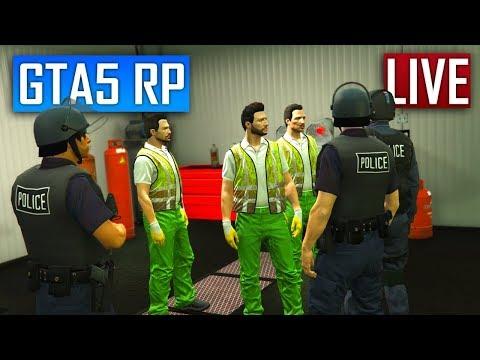 GTA5 RP : EN PRISON BIENTÔT ? [#18 SADOJ LIFE]