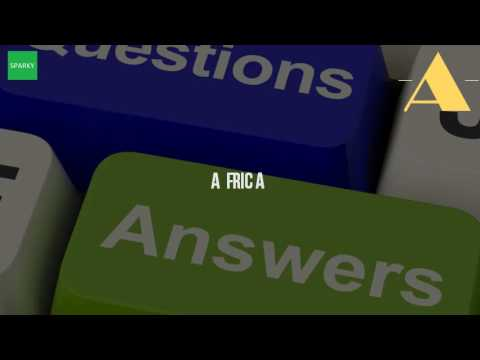 Where Is Ghana On The Map Of Africa? - YouTube