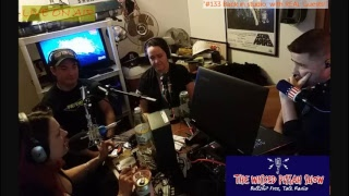 Wicked Pissah Show Podcast & TV Live Show # 133