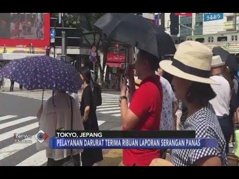 Jepang Dilanda Gelombang Panas, 30 Orang Lebih Meninggal Dunia - iNews Malam 22/07