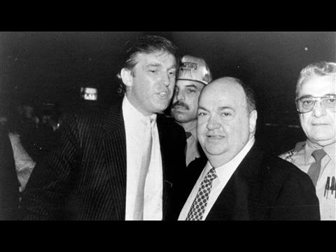 Donald Trump Dealt With Members of Organized Crime - YouTube