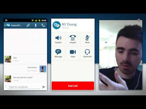 TextMe for Android - Free Texting + Free Voice & Video Calls