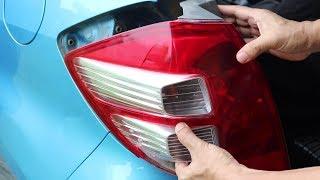 วิธีเปลี่ยนไฟท้าย Honda Jazz (How to Change Tail Light)