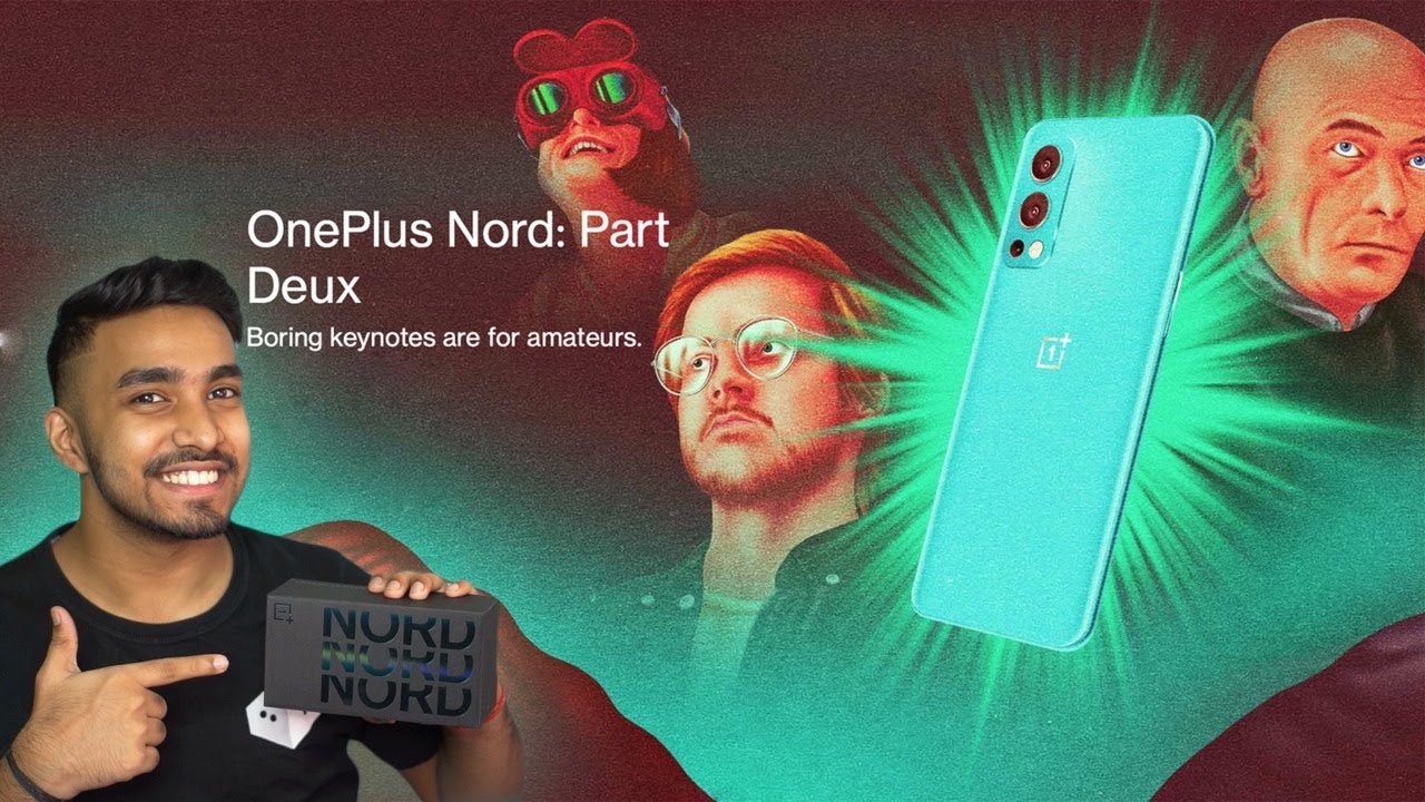 OnePlus Nord: Part Deux Launch Event