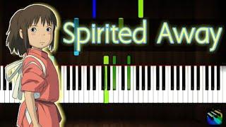 Video Joe hisaishi - One Summer's Day (Spirited Away) - Synthesia download MP3, 3GP, MP4, WEBM, AVI, FLV Juni 2018