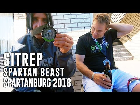 Race Review - Spartan Beast Spartanburg SC