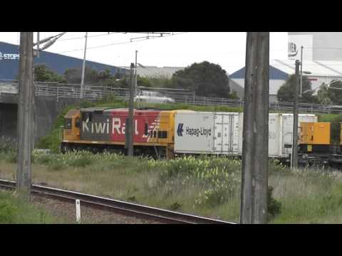 Palmerston North (Milson Depot - Log, 9am to 5pm) 2012-10-26 {Part 2}