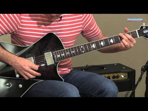 Armada HH Electric Guitar Demo - Sweetwater Sound