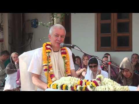 Шримад Бхагаватам 2.3.12 - Чайтанья Чандра Чаран прабху