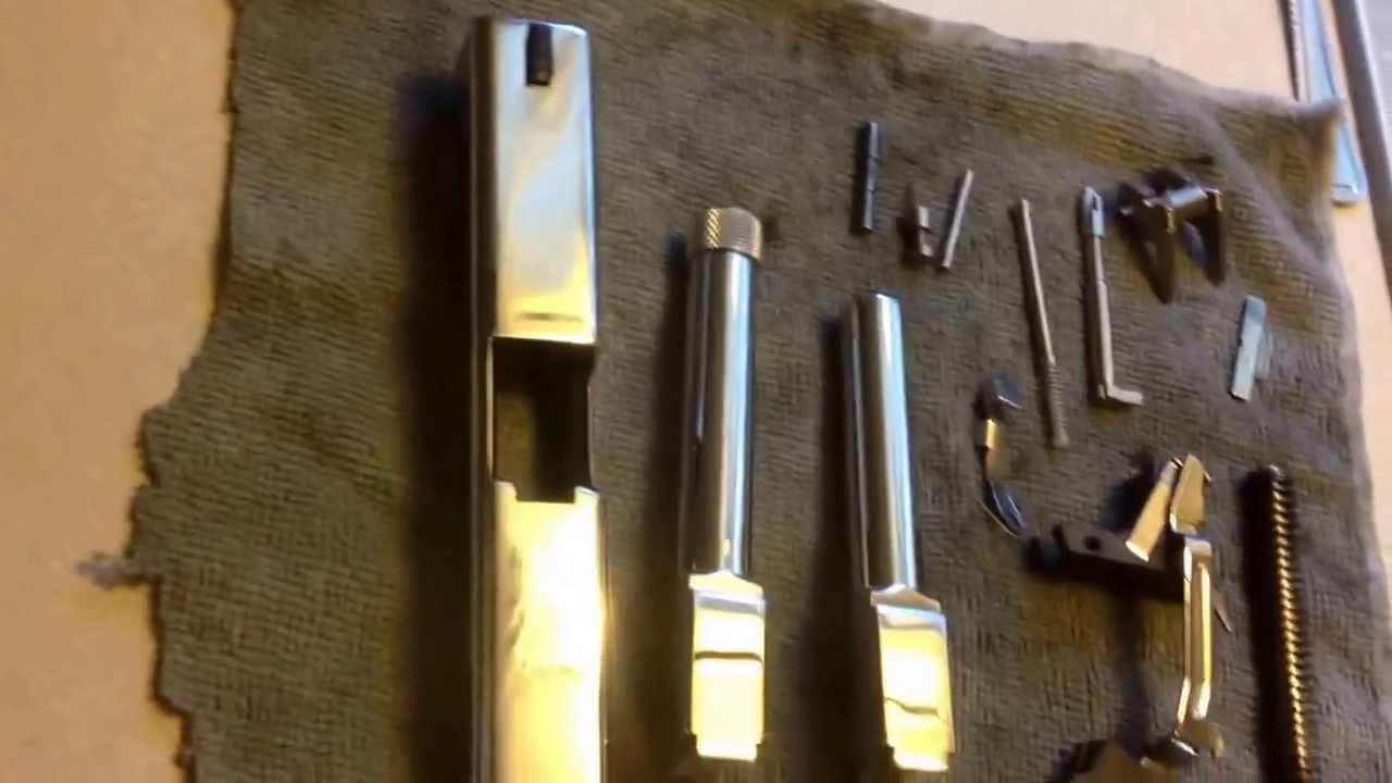 Glock PolishingBarrel PolishingSlide Polishing Ryan Burick