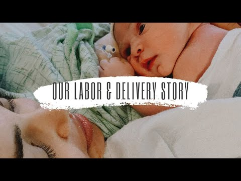 OUR LABOR AND DELIVERY VLOG